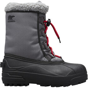 Sorel Cumberland Saappaat Nuoret, city grey/coal